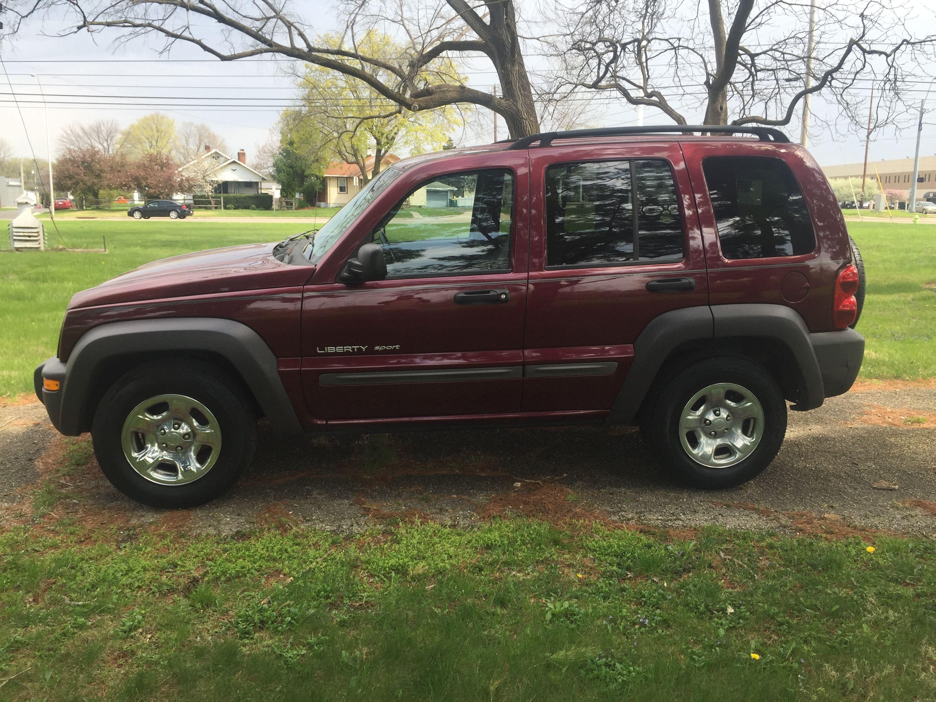 Reporide Jeep Liberty Jeep Liberty
