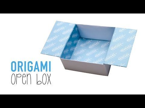 3 Easy Modular Origami Boxes Tutorial | Creative DIY - YouTube ... | 360x480
