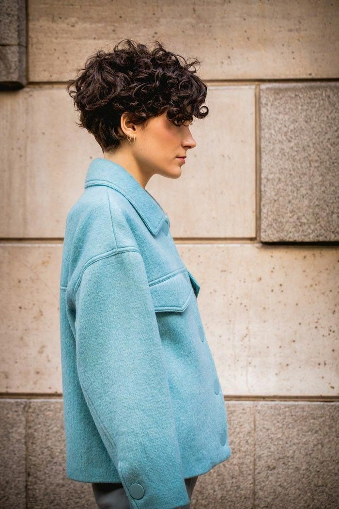 Photo of Cheveux #shortcurlypixie