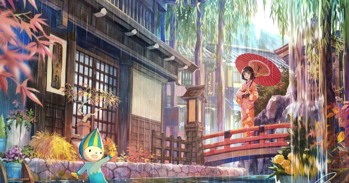 11 Anime Japan Wallpaper Hd Japanese Anime Wallpapers Wallpaper Cave Download Demon Slayer Aka Kimet Anime Art Beautiful Anime Background Anime Wallpaper