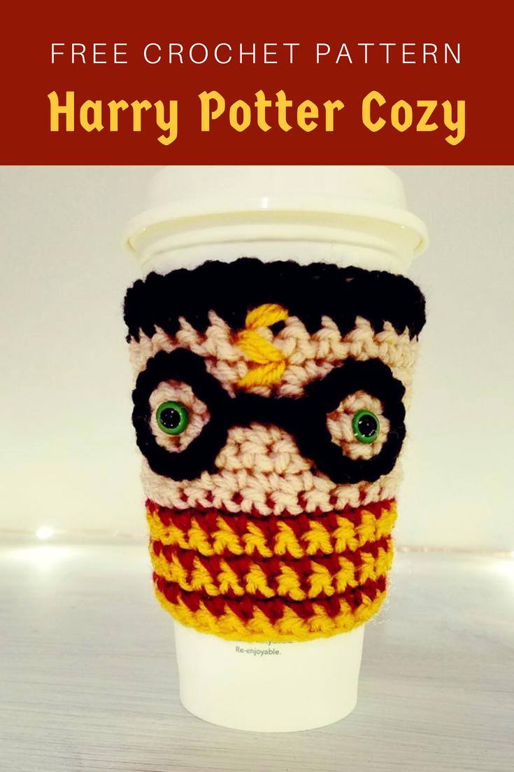 Harry Potter Cozy Free Crochet Pattern Crochet Harrypotter