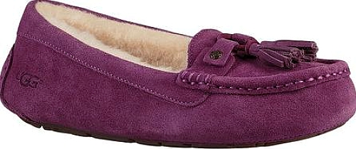 a3bd37a2ecc UGG Litney Slipper in Purple Passion Suede. The UGG Litney Slipper ...