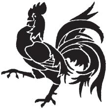 R sultat de recherche d 39 images pour coq wallon elysette - Coq a dessiner ...