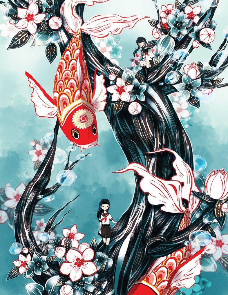 Картинки с японской тематикой