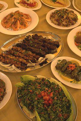 Elie S Tent Lebanese Restaurant Perth Halal Recipes Restaurant Recipes