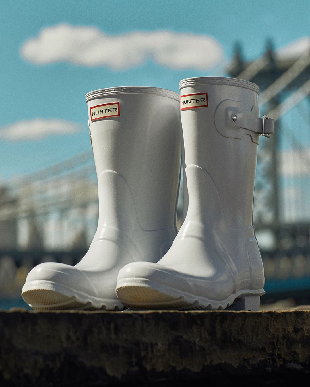 You Will Love Hunter Boots In A Heartbeat | Gummistiefel und