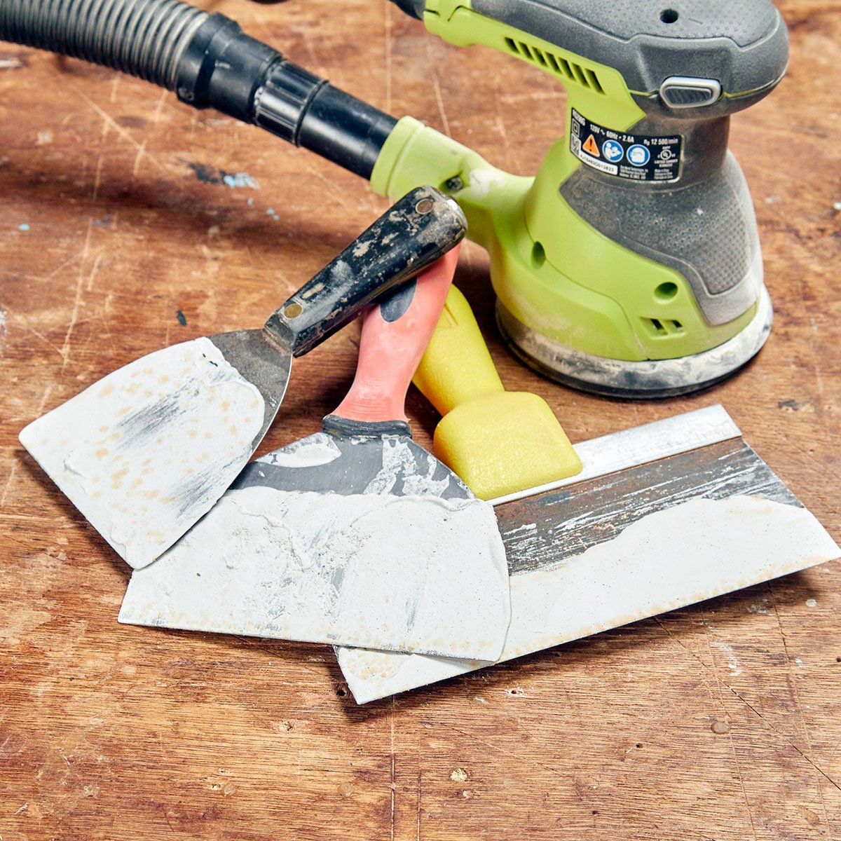 pro tip the best way to clean drywall knives cleaning on dry wall id=54691