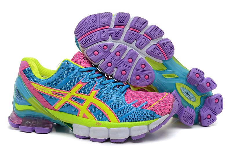 Asics Kinsei 4 Womens I Want These So Bad Asics Running Shoes