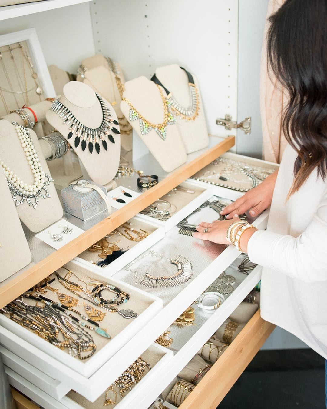 Get In My Closet Stat Stelladotstyle Jewelry Pinterest  ~ Organizador De Joyas Para Cajones