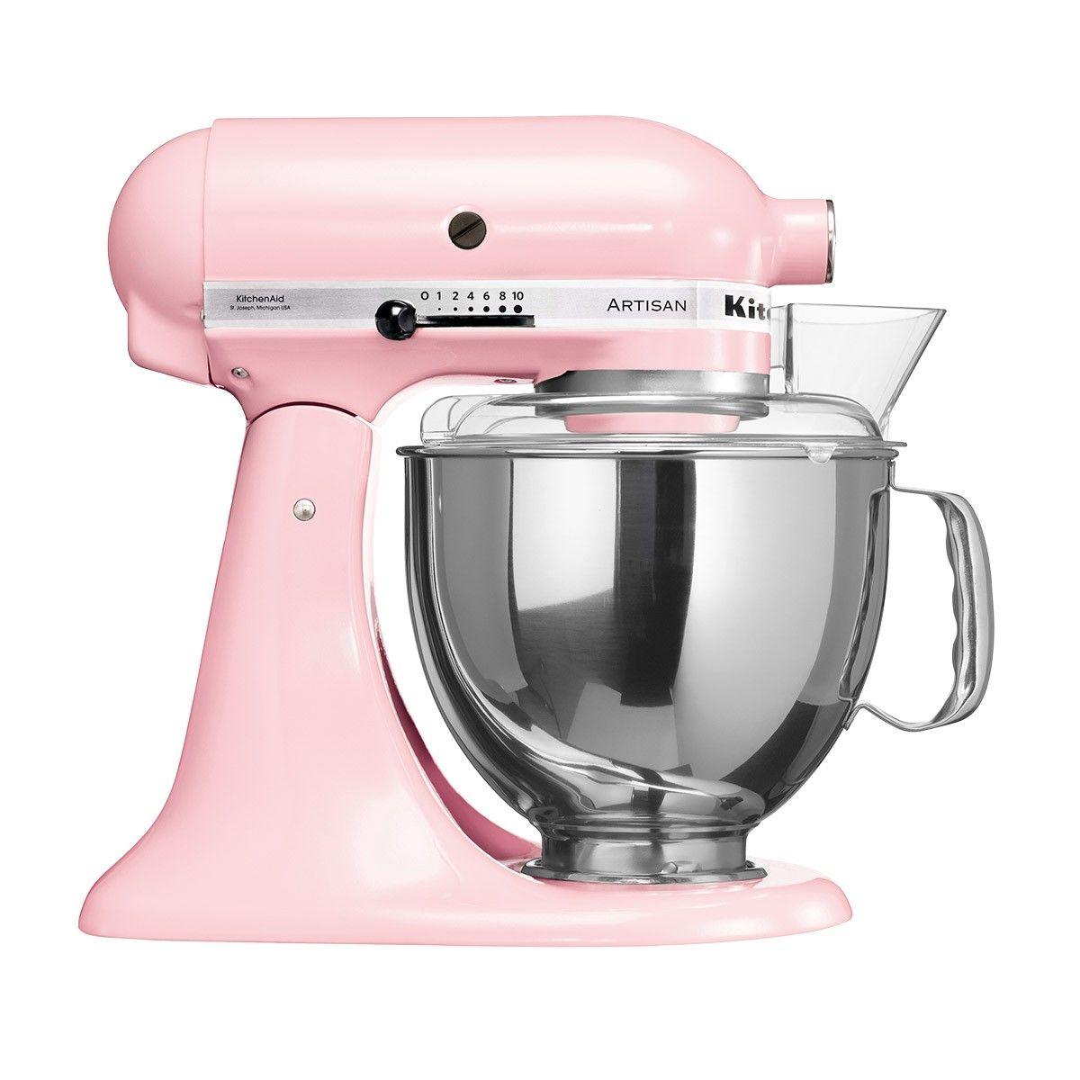 Tolle Küchenmaschine in Rosa. | rose quartz | Pinterest | KitchenAid ...
