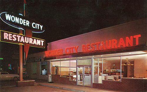 Wonder City Restaurant West Memphis Arkansas