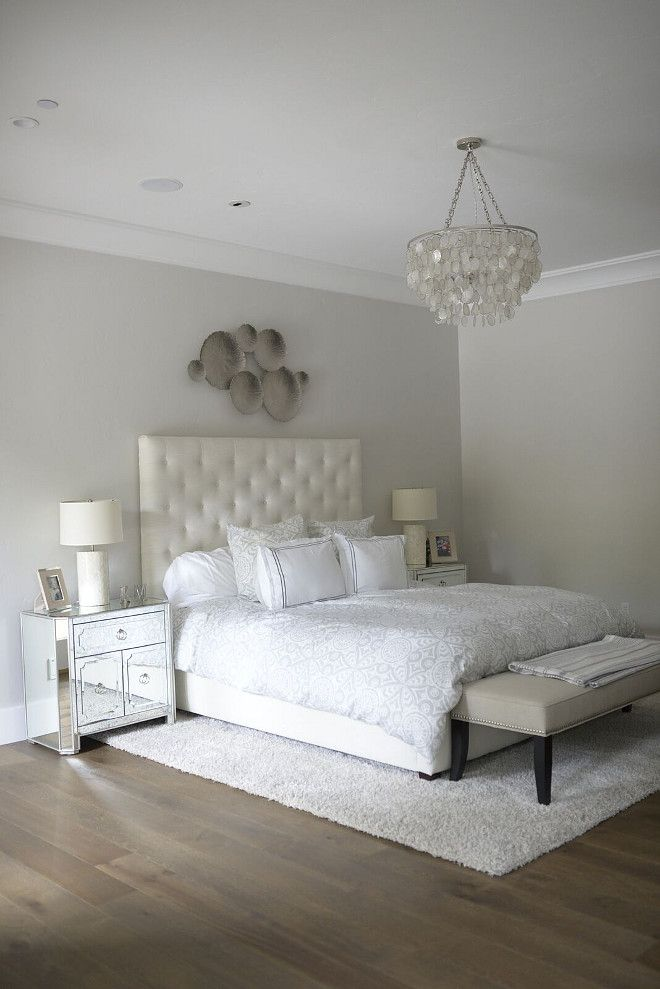 Bedroom Lighting Horchow Aurora 3 Light Cadiz Shell Chandelier In Silvery Bedroom Lighting Bedroomlighti Silver Bedroom Bedroom Sitting Room Gray Interiors