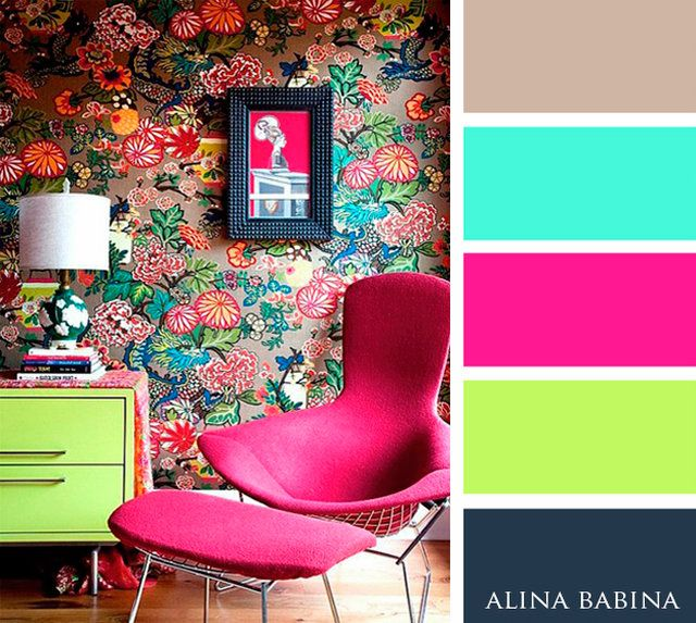 alina-babina | Color Palette Home | Pinterest