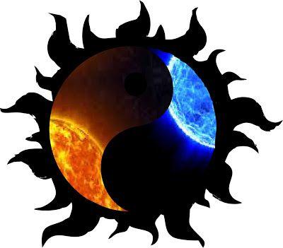 Yin Yang Day Night Water Fire Yin Yang Art Yin Yang Images Yin Yang