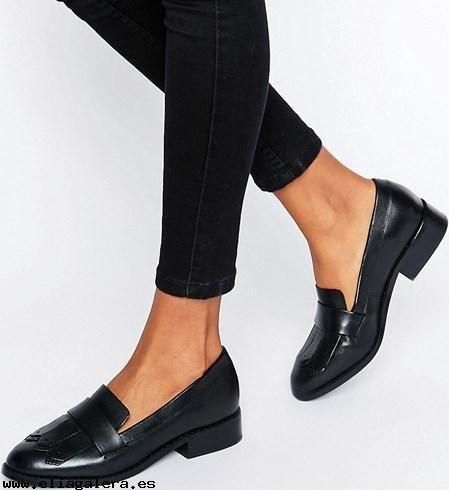 Mairi Loafers Fringe Leather rosa el Mujer Zapatos asos ALDO yb7fg6