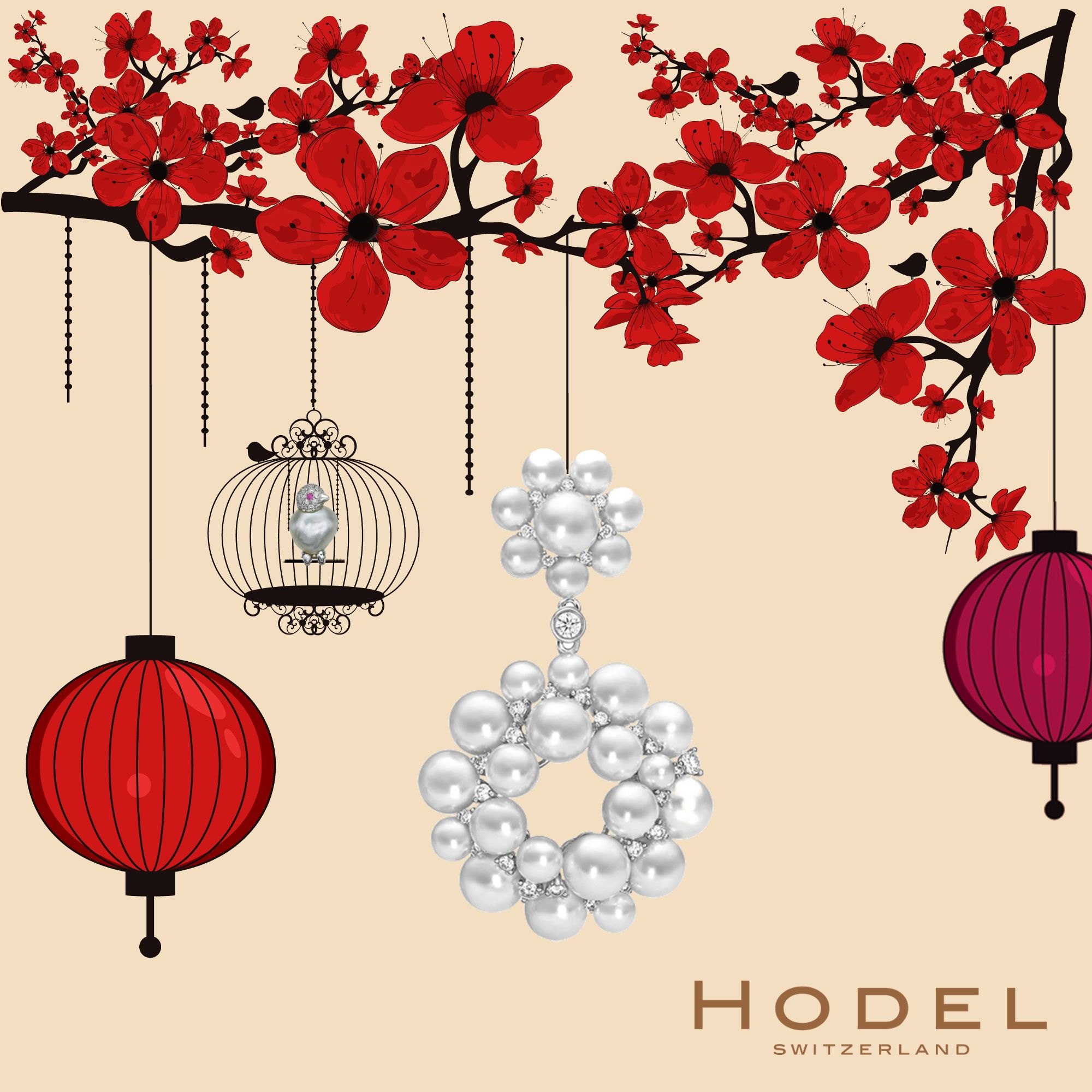 Hodel Switzerland Wishes Everyone A Very Happy Lantern Festival Wwwhodel Switzerlandcom