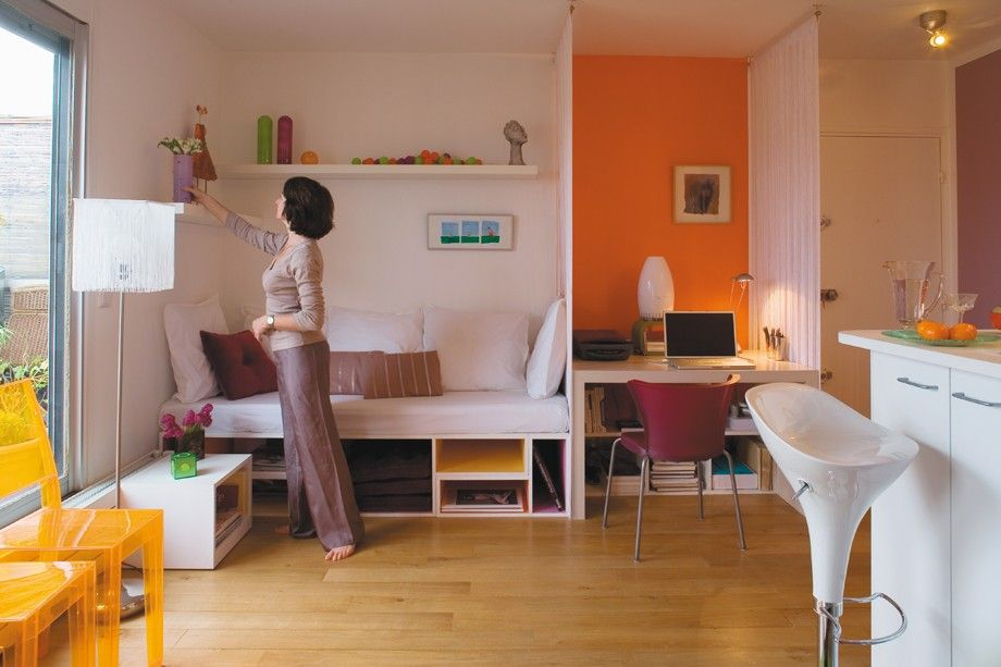 22 Inspiring Tiny Studio Apartment Ideas For 2016 | Studio ...
