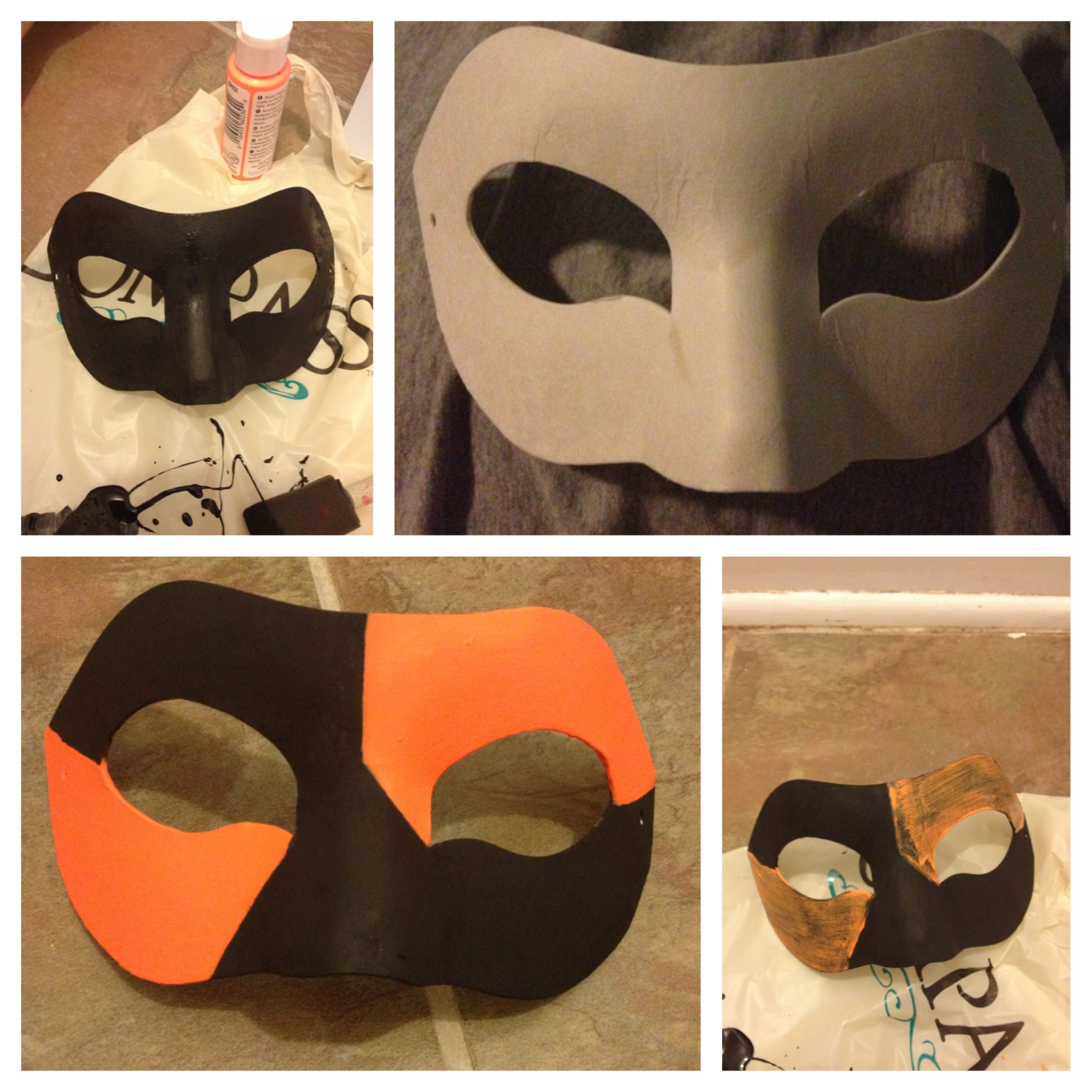 Diy Guys Masquerade Mask #Mens #Masquerade