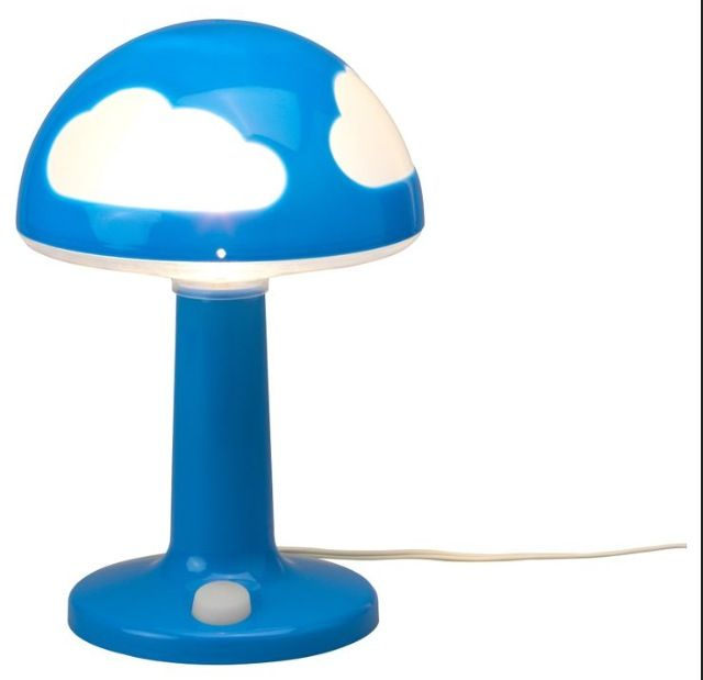 Ikea skojig cloud table lamp ($27). | Ikea Nursery | Ikea ...