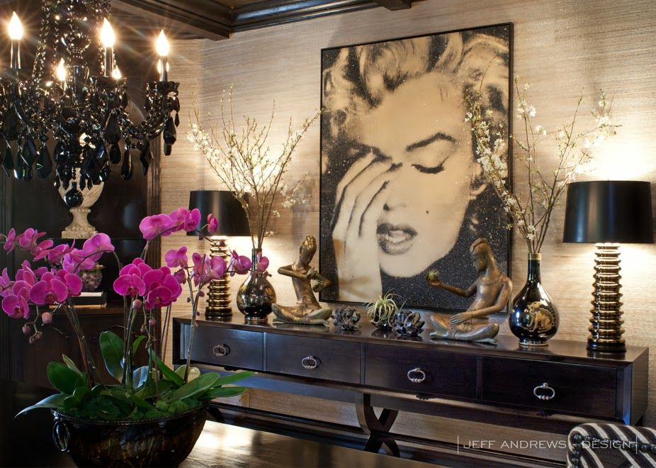 Home styling celebrity rooms khloe kardashian home Kourtney kardashian living room curtains