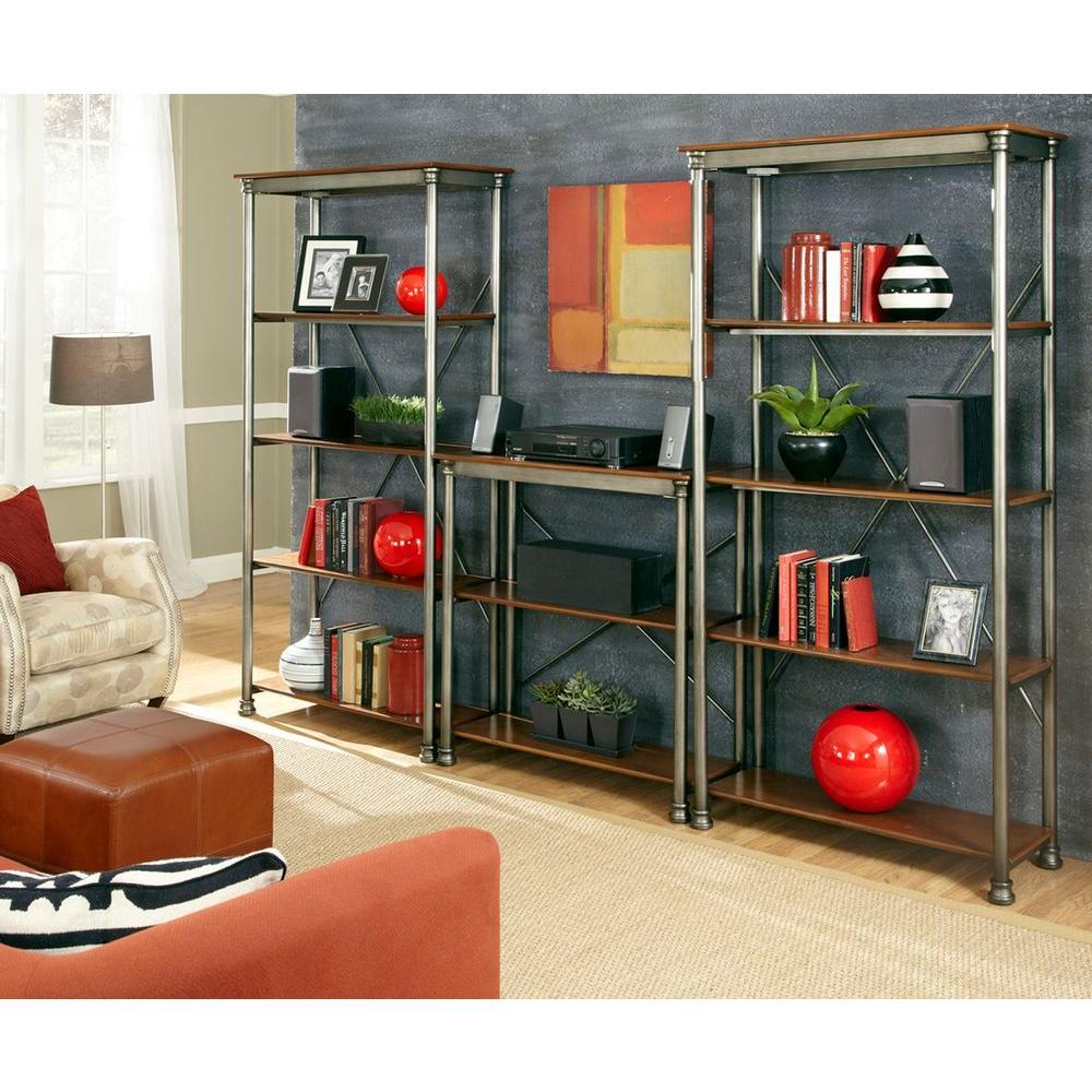 Home Styles 13 Shelf 114 In W X 76