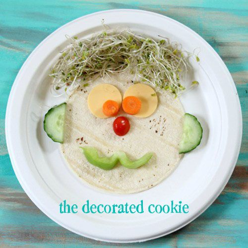 Fun Food Activity For Kids Veggie Faces And Melon Pops Food Activities Fruit Pops Food