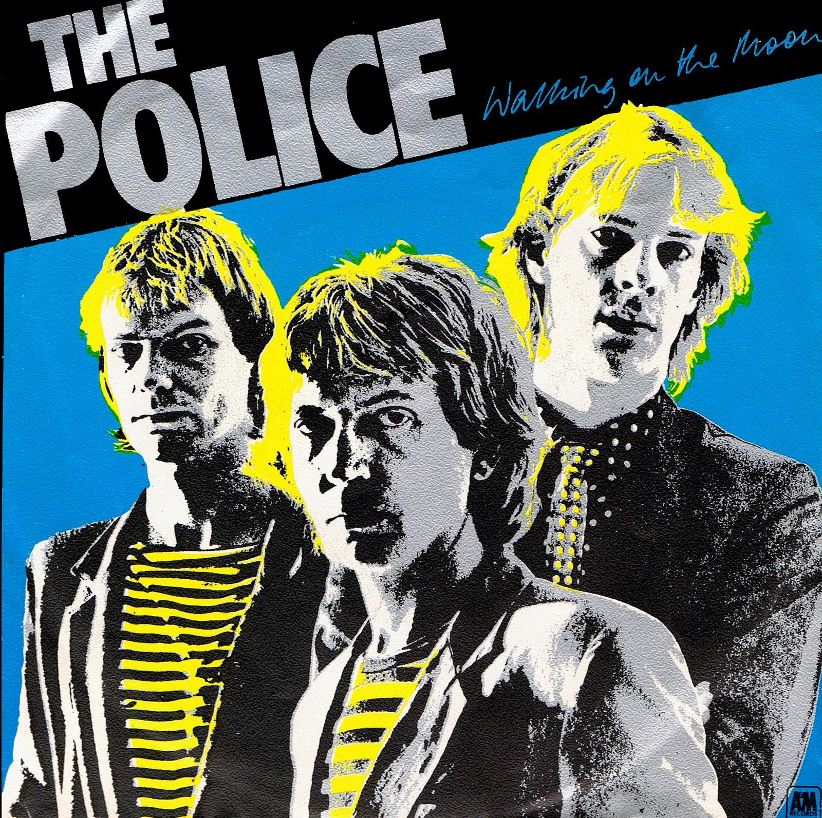 The Police ... Walking On The Moon ... Single