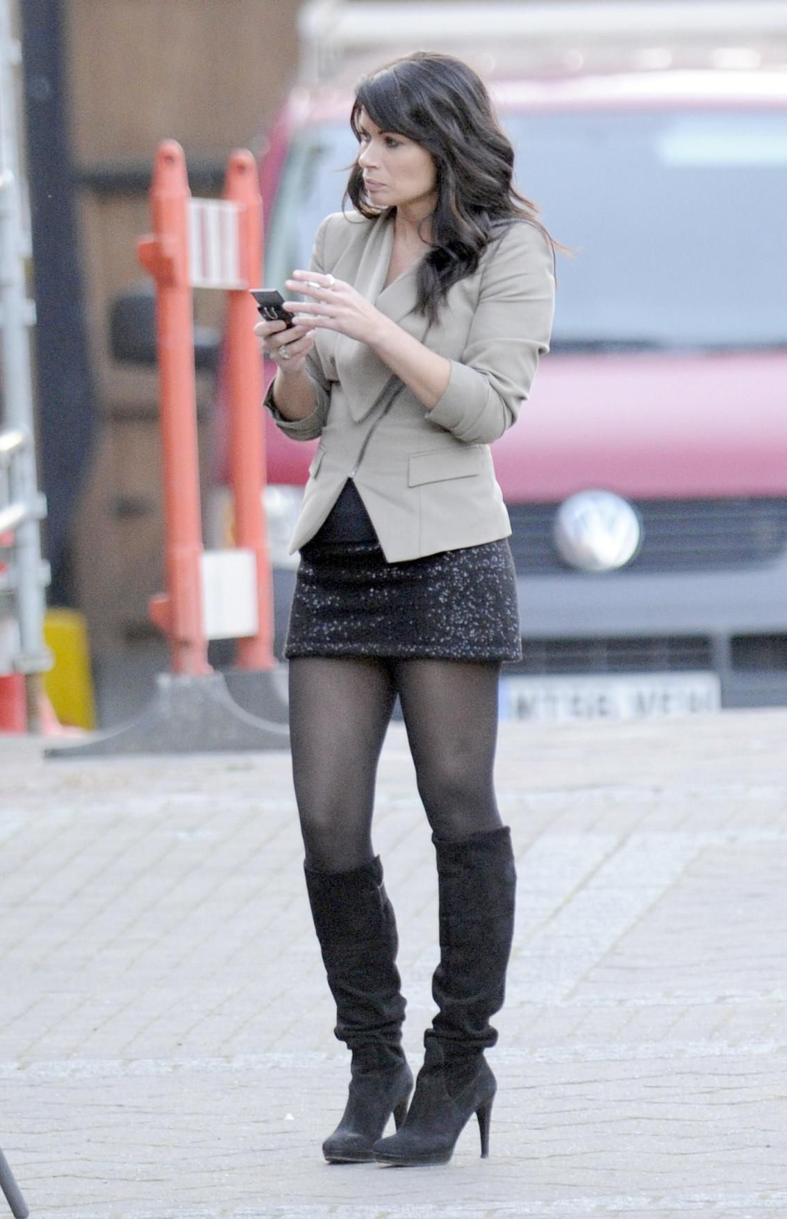 Alison King Hot pinkevdoc on miniskirts | hot outfits, alison king, fashion