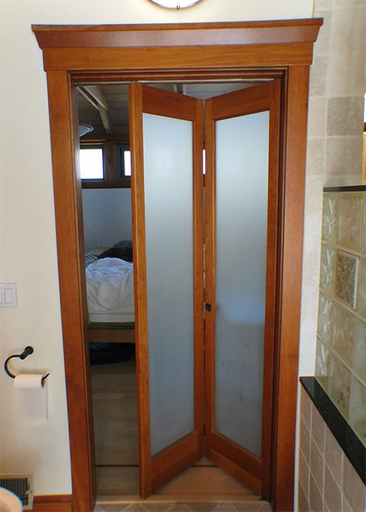 Small Bathroom Entry Door Ideas bifold bedroom doors - google search | for the home | pinterest