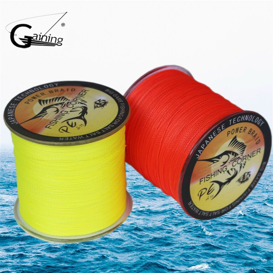 Find More Fishing Lines Information about Gaining Braided Line 8 ...