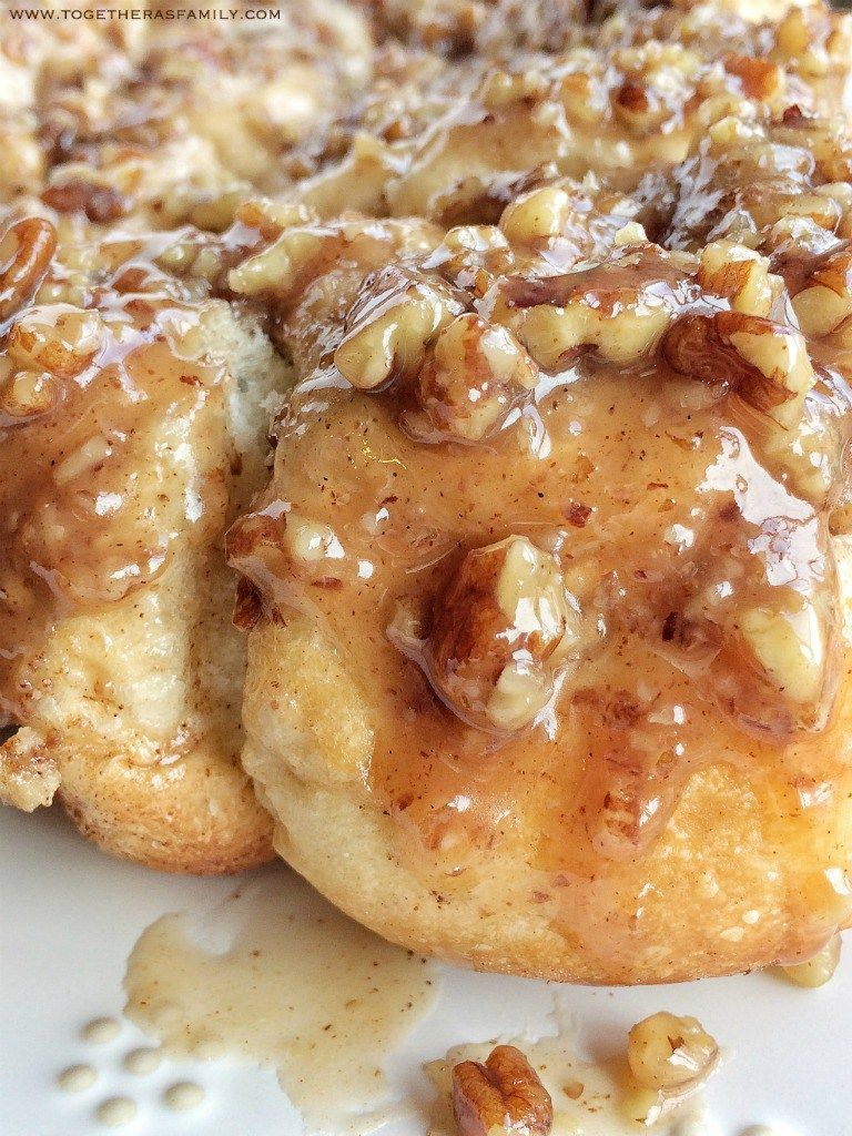How to Make Overnight Caramel Pecan Rolls recommendations