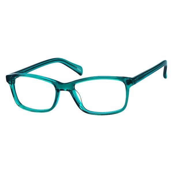 85d47ad694 Zenni Womens Rectangle Prescription Eyeglasses