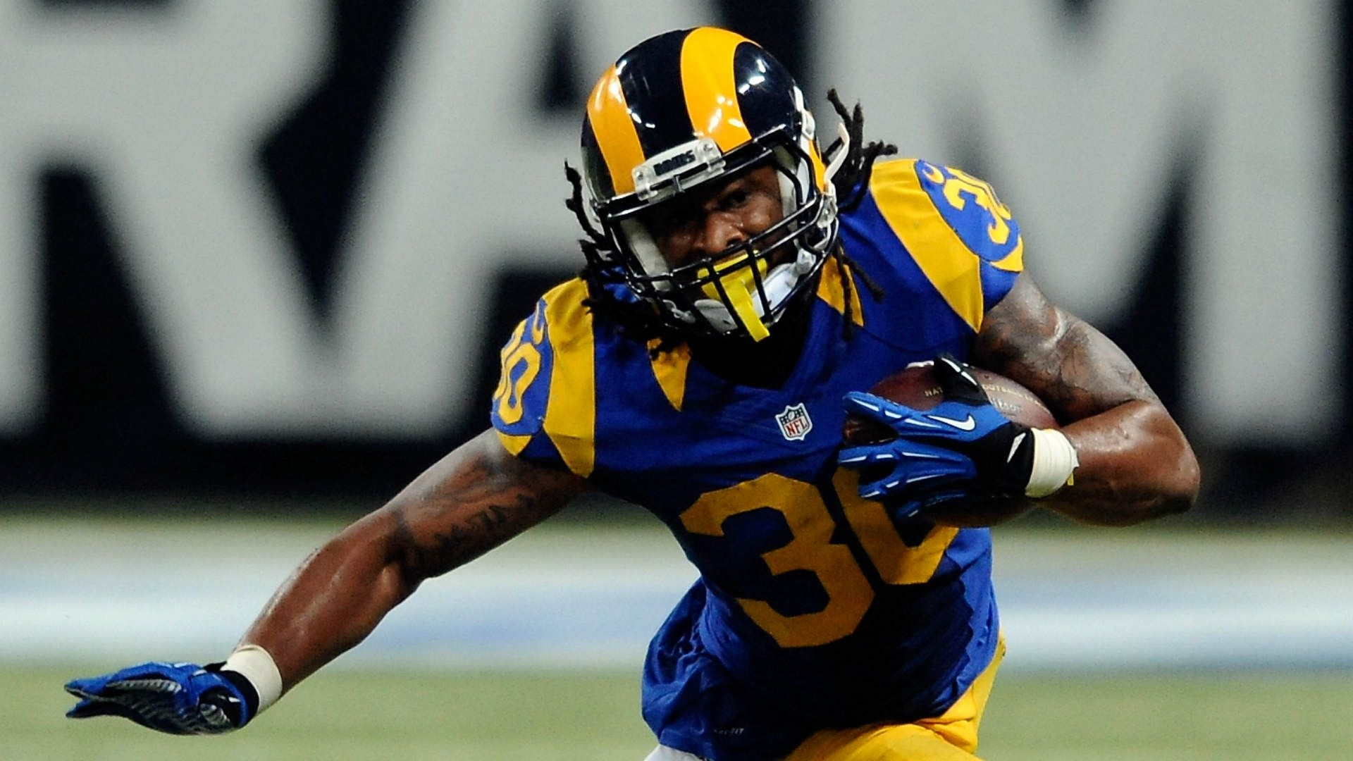 Nfl Rookie Of The Year Todd Gurley Rescuing Rams Rb Position Todd Gurley Nfl Fantasy Football Nfl