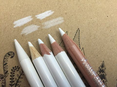 Ways To Use White Colored Pencils Adult Coloring Blog Color