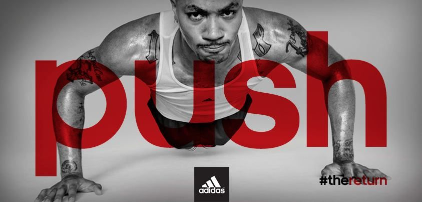 adidas derrick rose advertisement