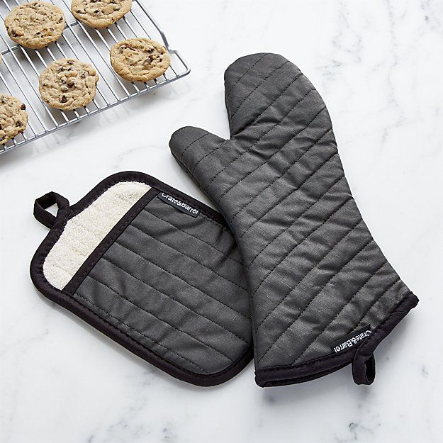 Professional Pot Holder And Oven Mitt