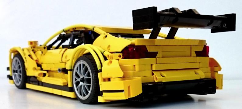 lego technic bmw m4 dtm lego lego technic lego wheels. Black Bedroom Furniture Sets. Home Design Ideas