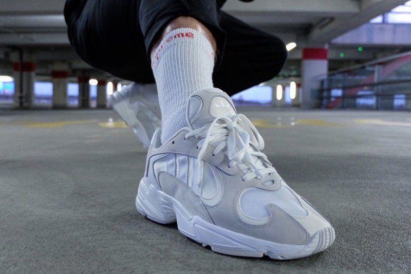 sale retailer 88cf9 20cd7 Adidas Originals Yung-1 Sneakers Review
