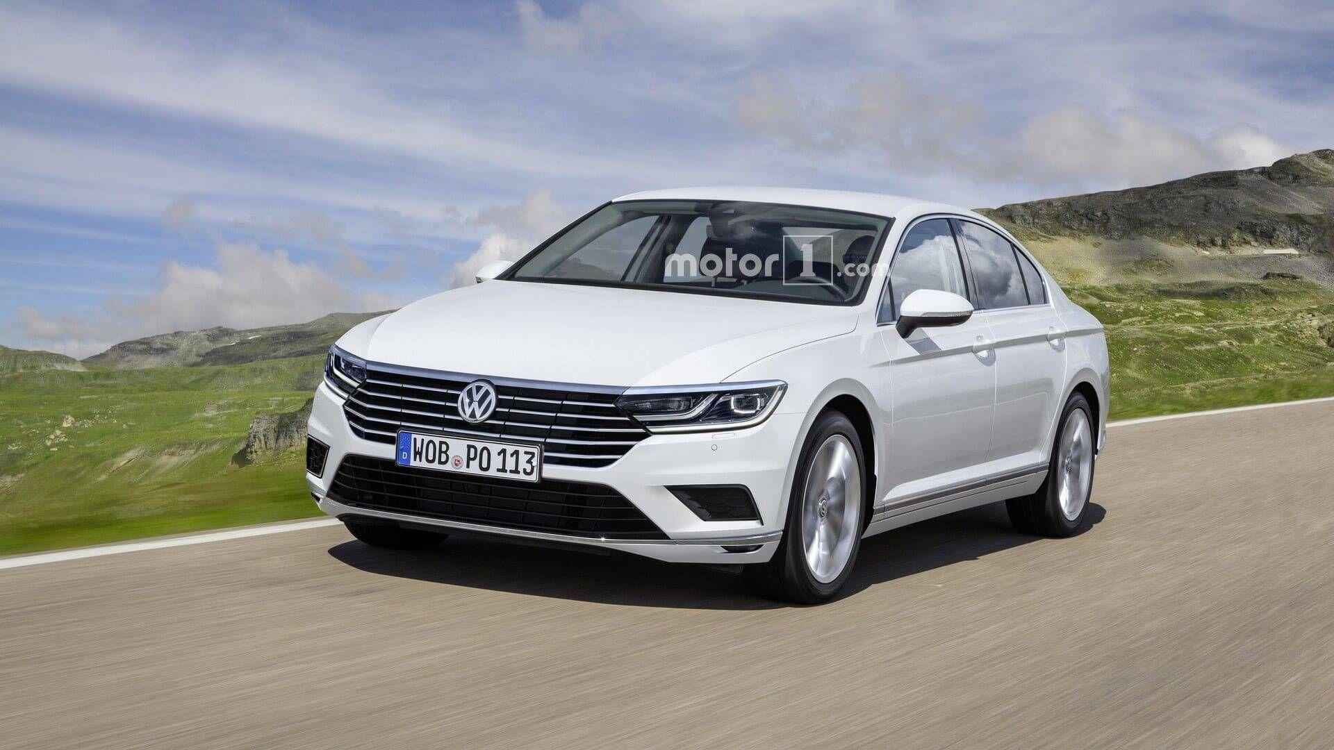 Volkswagen Passat 2019 Exterior And Interior Review Volkswagen Passat Volkswagen Cc Volkswagen