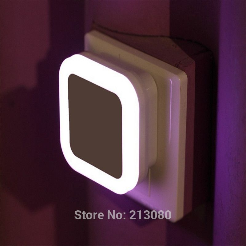 2 X Platz Lichtsensor Led Dekoration Nachtlicht Lampe Für veranda - Schlafzimmer Lampe Led