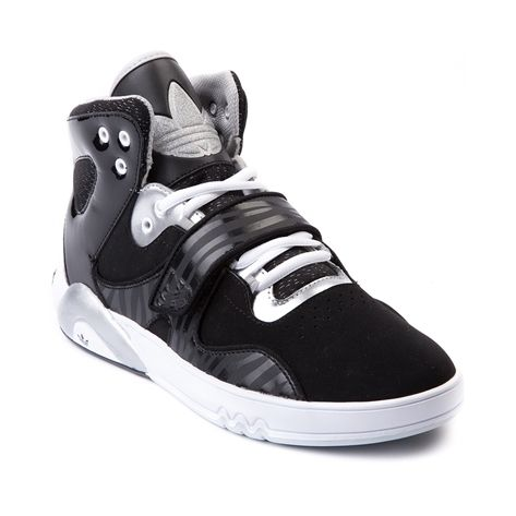 Shop For Womens Adidas Roundhouse Athletic Shoe In Black White At
