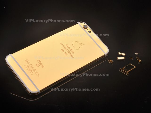 Buy Online Luxury Back Covers For Your IPhone 7 On Cheap Price Find Customized Housings And Cases Sale With Real Gold