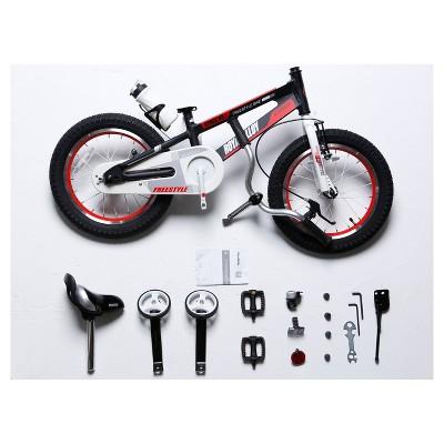 c6102e2331e1 RoyalBaby Space No. 1 18 Bike - Black   Products   Bmx bikes ...