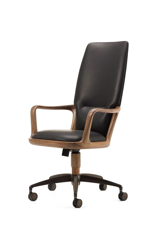 Artifort Geoffrey Harcourt Bureaustoel.Vossia Armchair Office Furniture Accessories Furniture