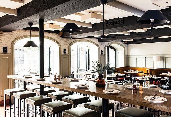 9 Designer Tips From L A S Legendary A O C Restaurant Design