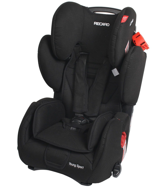 Recaro Young Sport Car Seat Black Kiddicare Car