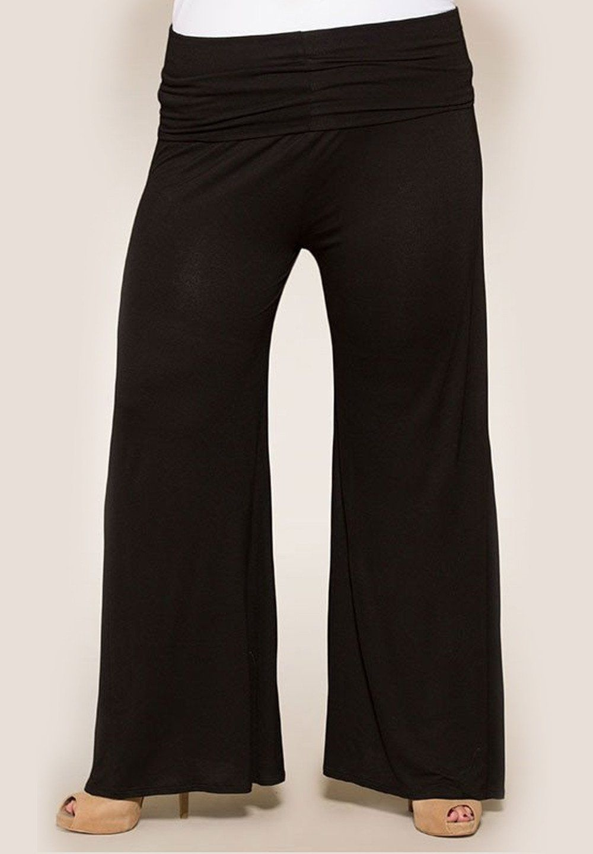 f3bd26e6b35 Perfect Palazzo Pants. Palazzo PantsPlus SizeHatePalazzo TrousersBig Sizes. Plus  Size Classic Jersey ...