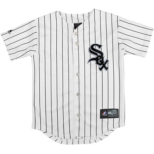 Chicago White Sox Infant/Toddler Jersey  #whitesox #Chicago #baby #toddler #infant #jersey #babyfans