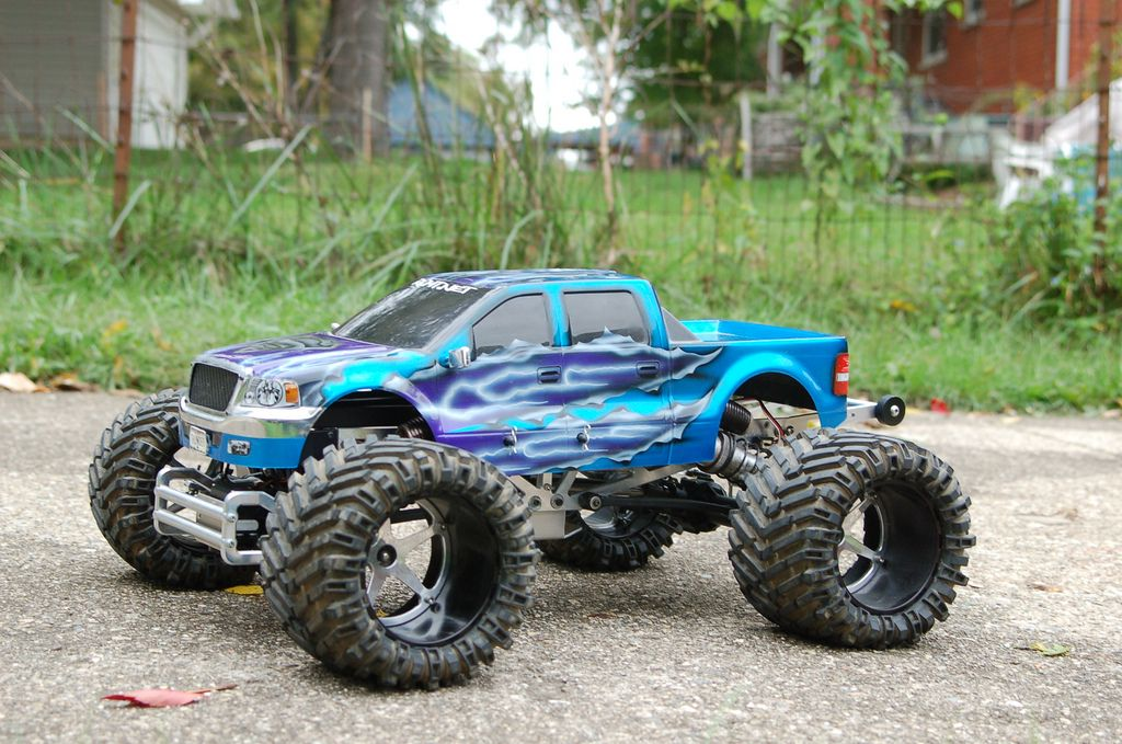 Whats the best 40 series tires for bashing - R/C Tech Forums