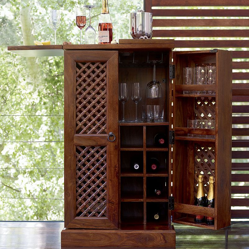 Living Rooms Drinks Cabinet